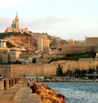 Old port of Marseille. Carlos Muñoz. Fotolia