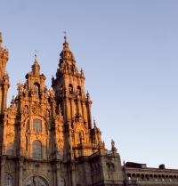 Cathedral of Santiago. Santiago de Compostela, Galicia. Mike Vromsky. Fotolia