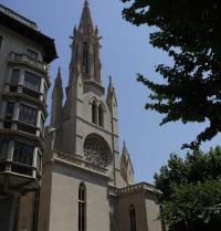 Fassade. Kirche Santa Eulàlia. Palma. IRU, S.L.