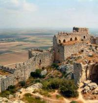 Castle in Ceyhan. T.A.M.H.I.